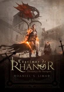 BOOK | DANIEL S LIMA - LAGRIMAS DE RHANOR