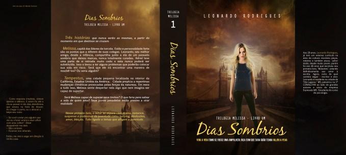 BOOK | LEONARDO RODRIGUES - DIAS SOMBRIOS - MELISSA