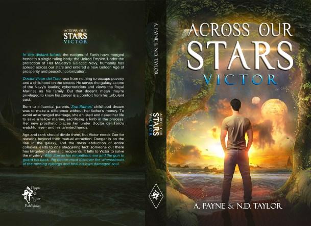 BOOK   NICK E ALISHA - ACROSS OU STAR 1 - VICTOR