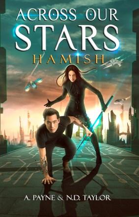 BOOK | NICK E ALISHA - ACROSS OU STAR 2 - HAMISH