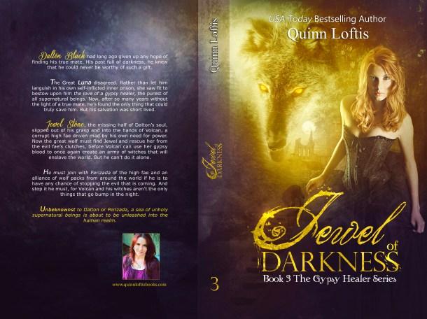 BOOK | QUINN LOFTIS - JEWEL OF DARKNESS