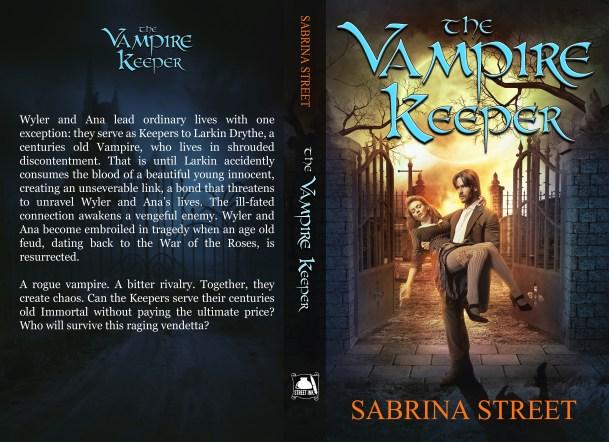 BOOK | SABRINA STREET - THE VAMPIRE KEEPER