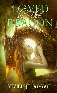 BOOK | VIVIENNE SAVAGE - LOVED BY THE DRAGON
