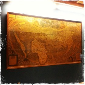 ... alte Landkarten ... (Foto: balkanblogger.com)