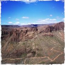 Das ist der erste Höhepunkt der Reise in Richtung Las Palmas vom Süden aus Richtung Inselmitte über die Strasse GC-60 (Foto: balkabnlogger.com)