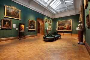 NPG Gallery Record - Gallery Interior Photograph – Born Digital