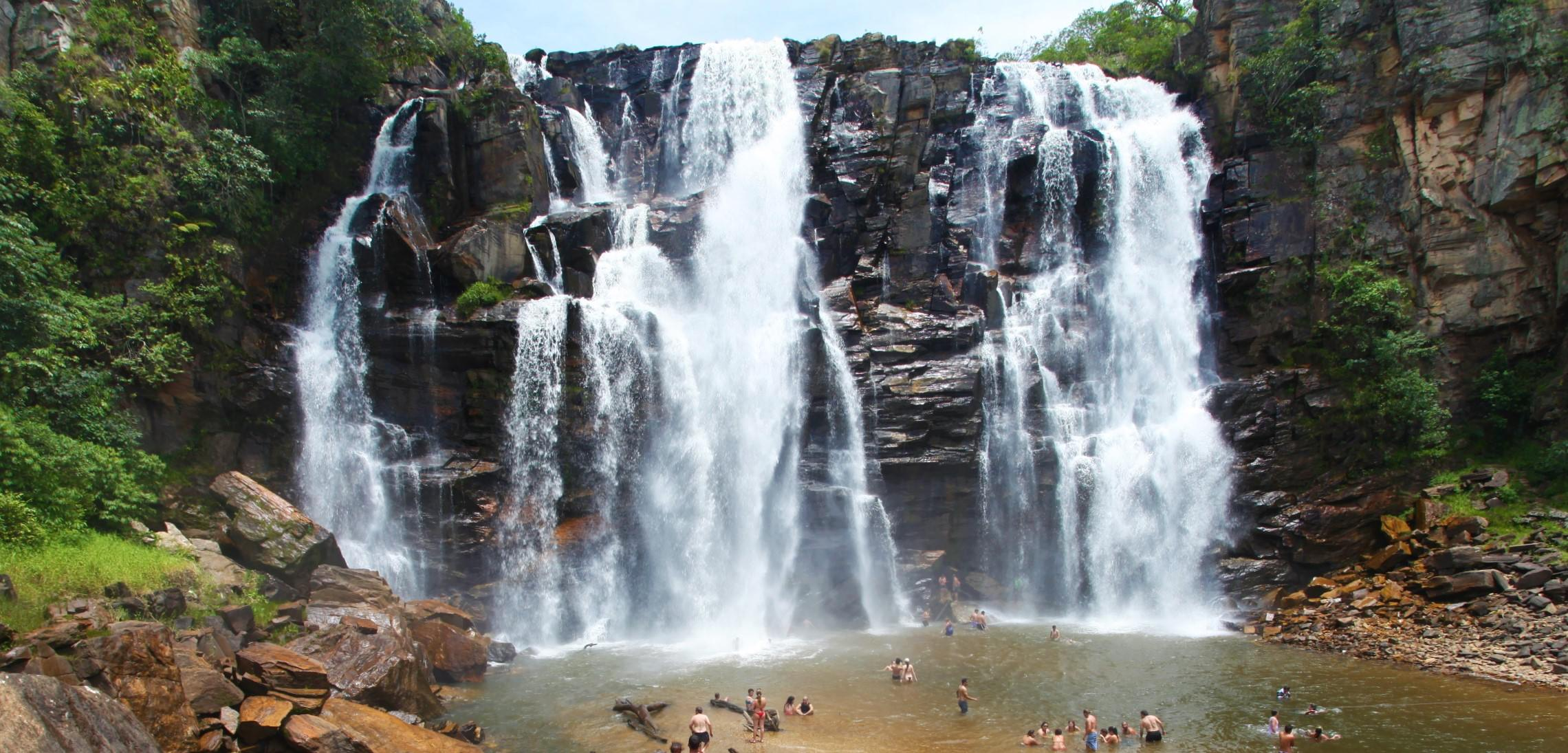 O charme de Pirenópolis e suas cachoeiras - Mirelle Tome