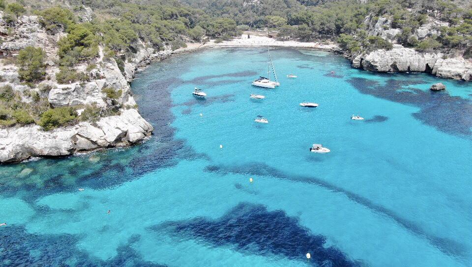 10 praias mais belas de Menorca
