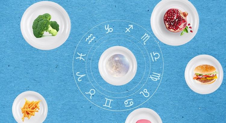 Гороскоп еды по знакам зодиака