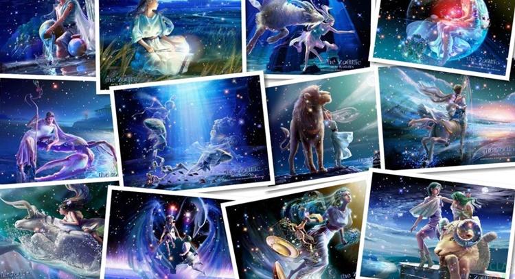 Виды гороскопов