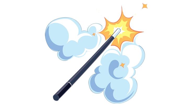 Как сделать настоящую волшебную палочку чтобы она исполняла желания