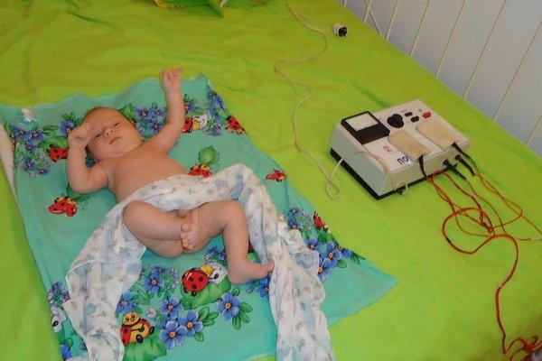 Электрофорез на шейный отдел позвоночника ребенку фото