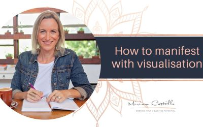 How to manifest with visualisation