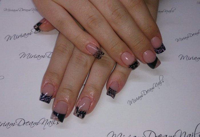 Miriam Dream Nails Moda Manicura Belleza Y Maquillaje Peinados