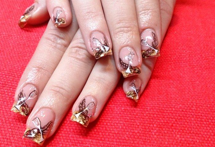 Pan De Oro Miriam Dream Nails