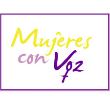 MujeresConVoz_logo