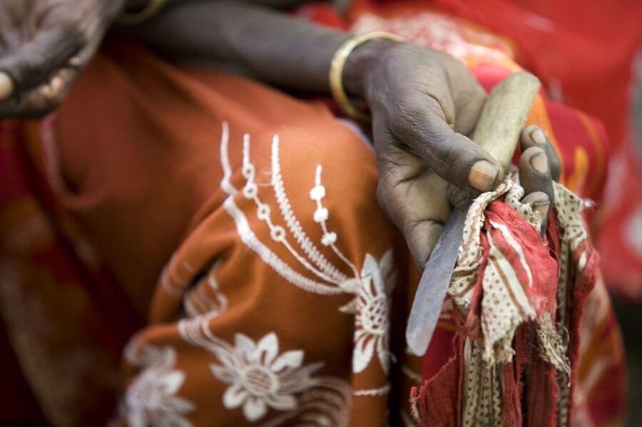 cine sobre mutilación genital femenina
