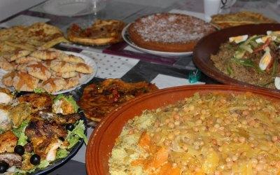 Encuentro Gastronómico de Mujeres entre Culturas