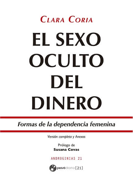 El sexo oculto del dinero Clara Coria