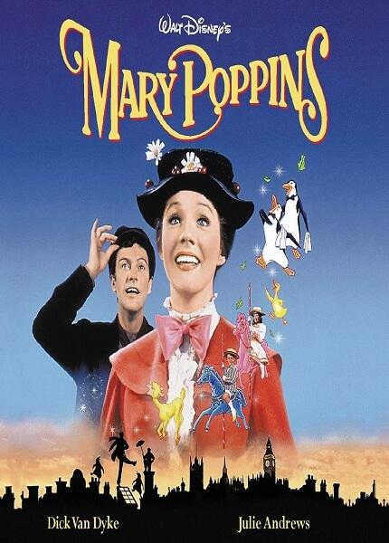 Mary Poppins-portada