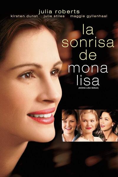 La sonrisa de Mona Lisa-portada