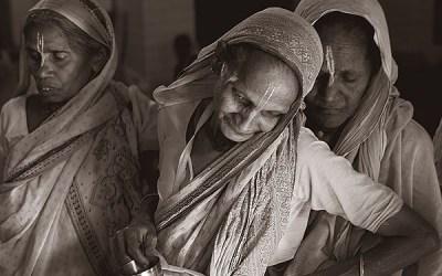 La muerte en vida de la viuda india