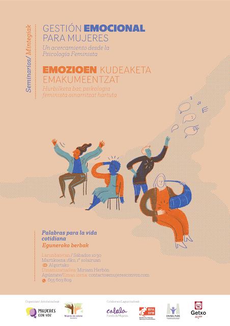Seminarios de gestión emocional para mujeres