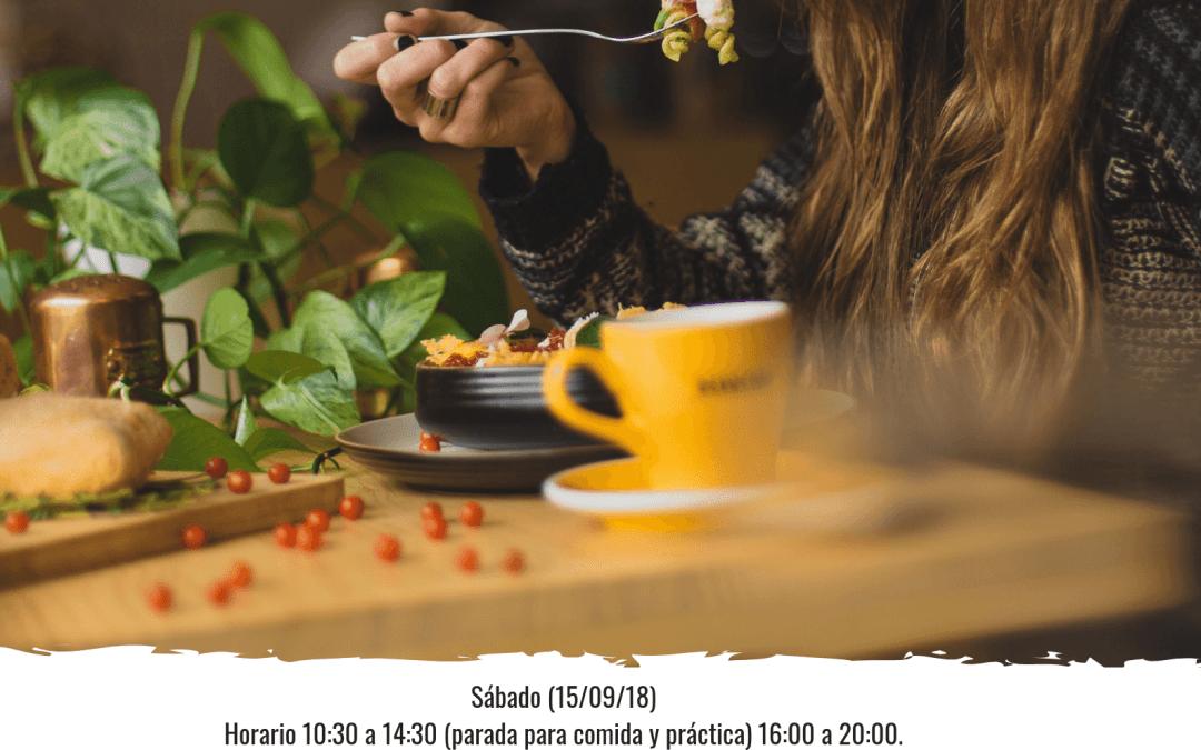 Taller de Alimentación Consciente en Bilbao (Bizkaia)