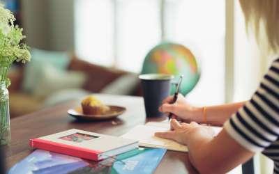 10 beneficios de la escritura para nuestra salud emocional