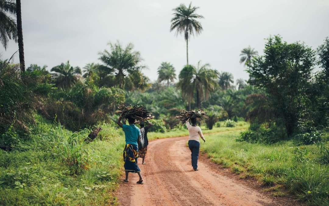 ¿Donde está la tierra que pertenece a las mujeres?