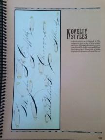 From American calligrapher Michael Sull's definitive work on Spencerian calligraphy, Barbara Calzolari's Spencerian workshop, Centro Sociale Giorgio Costa, Bologna, April 2–3, 2016 (photo: Miriam Jones).