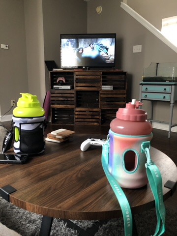 Rogue One and hydrojugs