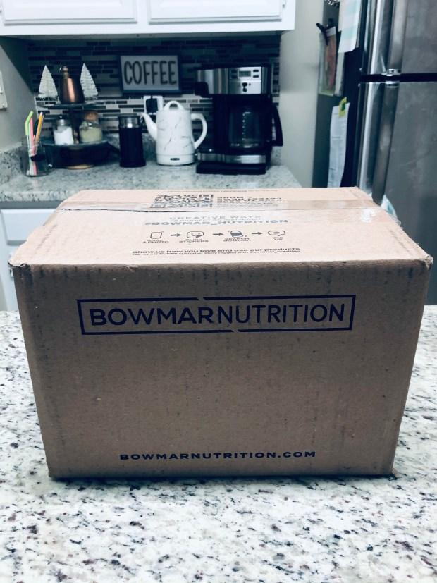 Package from Bowmar nutrition