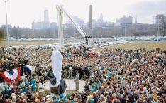 1962, inaugurarea Spitalului Pediatric St Ap Tadeu, Memphis