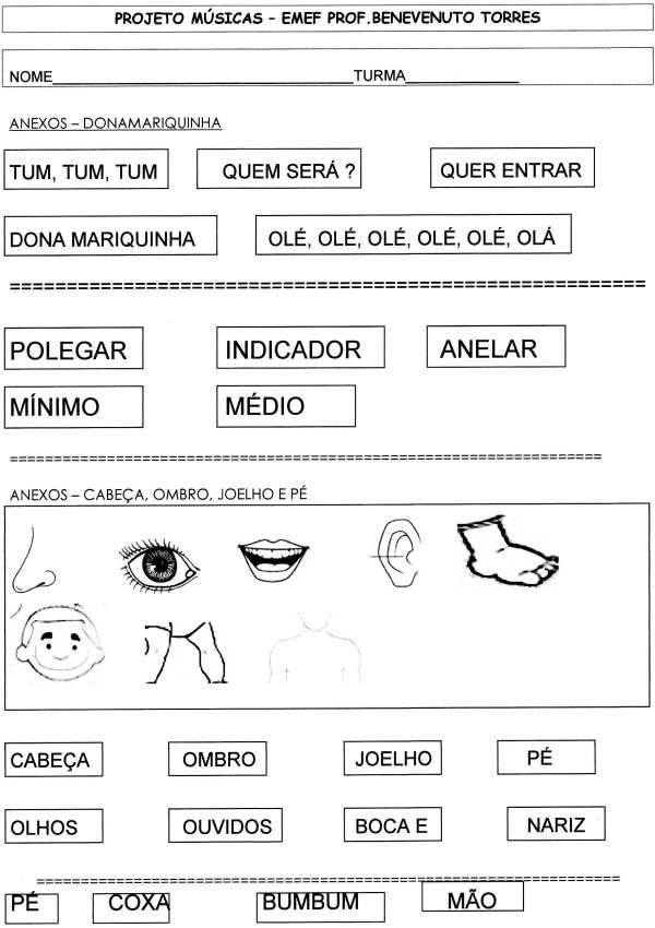 Projeto Música-Dona Mariquinha 3