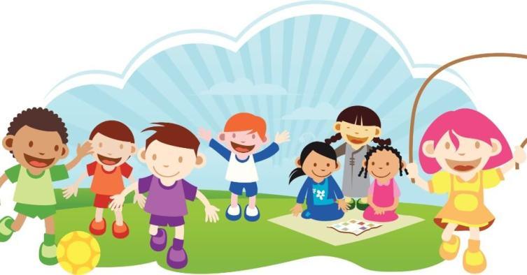 Brincadeiras - Mapa do brincar - Crianças Brincando