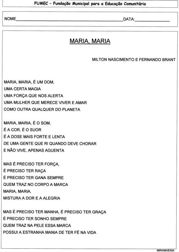 Dia Internacional da Mulher-EJA-Parte 2-Folha-Maria-Maria-1