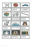 Jogo do Alfabeto-Letra Figura Palavra-Parte 1