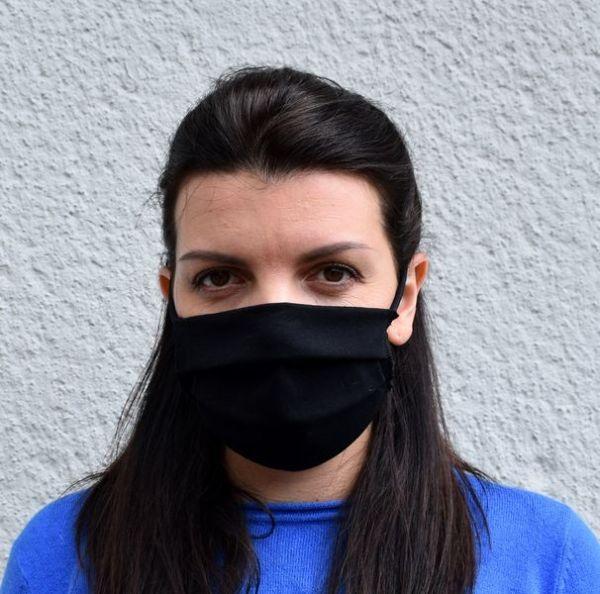antibakterielle Schutzmaske Mundschutz Behelfsmaske