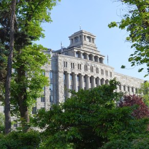 Belgrad city break