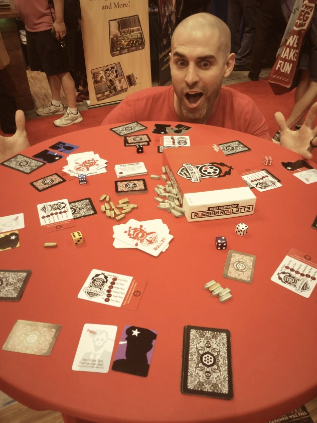 Russian Roulette at GenCon