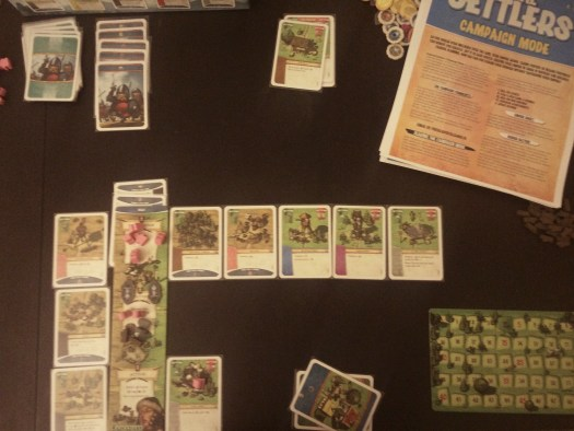 Imperial Settlers Campaign Mode
