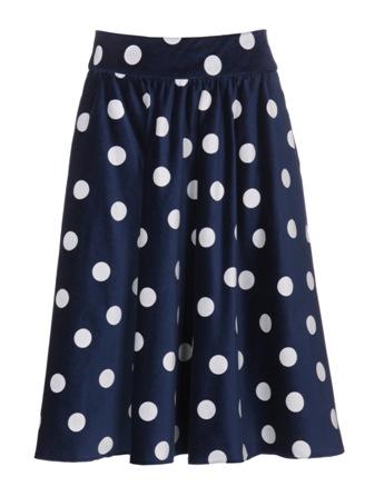 חצאית לולה של נעמה בצלאל 299 שקל צילום ניר יפה