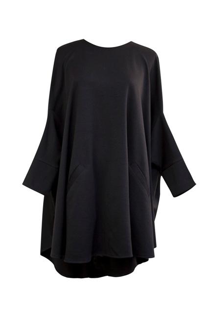 שמלת שכמייה של Sample מחיר 1600 שח צילום דנה קרן