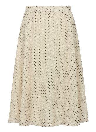 חצאית טוליפ של נעמה בצלאל 449 שקל צילום ניר יפה  (1)