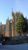 Otra vista más de la catedral maragata.