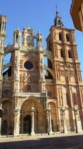 Catedral gótica de Astorga.