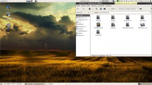 Debian 6 Squeeze Screenshot