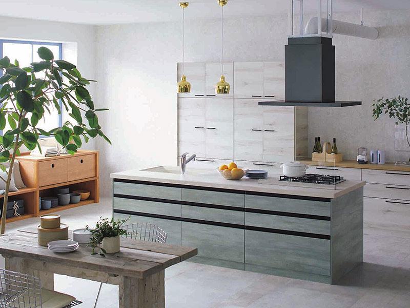 キッチン ラクエラ プラン2