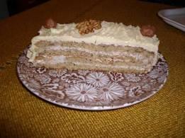 Danilova rodjendanska torta sa ljesnicima